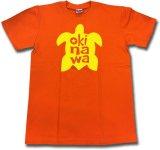OKINAWAホヌ(かめ) Tシャツ