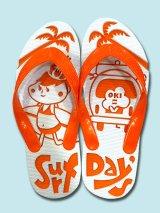 島ぞうりアートSurf Day's Girl